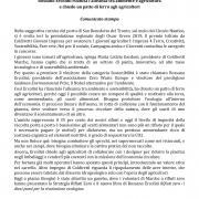 Coldiretti Ercolini rilancia l'alleanza con l'agricoltura
