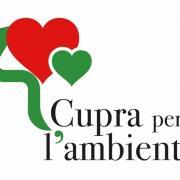 Logo Cupra per L'ambiente