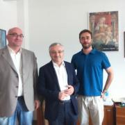 Daniele Antonozzi, Angelo Sciapichetti, Luca Menghi